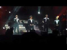 Il Divo - No llores por mi Argentina (en vivo Guatemala)