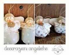 Decorazioni angeliche http://silviaefamilydeco.blogspot.com/