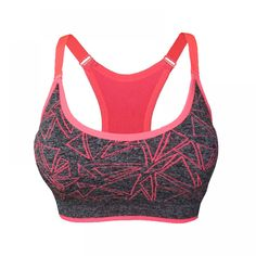 e03829f7072f0 Sports Type  Fitness Material  Nylon + Feature  Breathable Closure Type   none Bra Style  Seamless