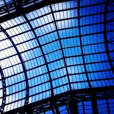 The beautiful glass roof of Hay's Galleria on the Thames river in London.  #thames  #London #lovelondon #river #riverside #riverview #sky #bluesky #blueskys #cloud #clouds #cloudscape  #haysgalleria #blue #dscolor #architecture #architecturelovers #londonarchitecture #instablue #instablues #beautifulblue #beautifulblues #moodyblues #prettyblue #prettyblues #archilovers #archilover #timeoutlondon #thisislondon #prettycitylondon