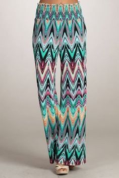 love the pants but use a different pattern