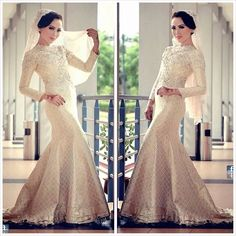Songket dress to die for