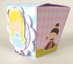 Caixa chinesa Alice