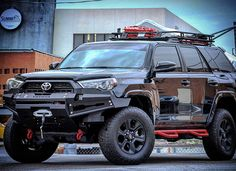 "Extreme living 4x4 on Instagram: ""@proline4wdequipment We get you there OWNER @la_4runner """