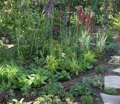 A Front-Yard Garden in No Time | Fine Gardening