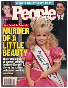 The murder of JonBenet Ramsey is one of the great unsolved mysteries.