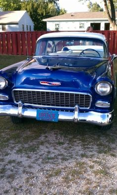 Vintage car...Brought to you by House of Insurance in #EugeneOregon call for a  free price  comparison 541-345-4191.
