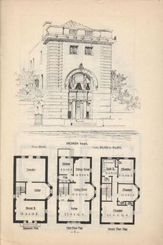 Artistic city houses, no. 43 - Many wonderful plans at this site