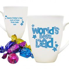 Personalised World's Best Mug  from Personalised Gifts Shop - ONLY £9.99
