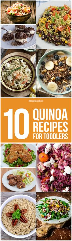 Want to serve protein rich food to your toddler? Do you wish to offer fluffy yet crunchy cuisines to your toddler? Then read 10 quinoa recipes for toddlers.