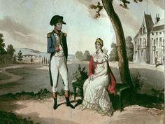 CONVERSANDO ALEGREMENTE SOBRE A HISTÓRIA.: De Rose para Joséphine Bonaparte