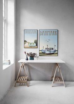 DENMARK Camping & DENMARK Fishing Boats