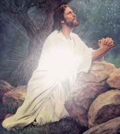 Images pieuses( Jésus )