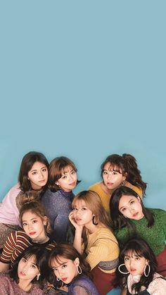 twice wallpaper 💝 Nayeon, Kpop Girl Groups, Korean Girl Groups, Kpop Girls, Twice Dahyun, Tzuyu Twice, K Pop, Shy Shy Shy, Twice Group
