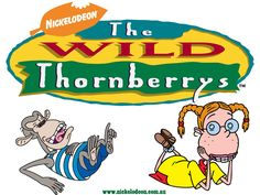 "Nickelodeon's ""The Wild Thornberrys."""
