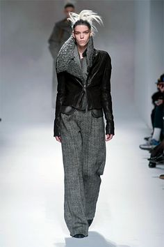 Paris Fashion Week Fall 2013 Runway Looks - Best Paris 2013 Runway Fashion - Harper's BAZAAR