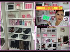ROOM DECOR DIY - ORGANIZADOR DE CARTON EN FORMA DE CARRITO DE DULCES - Isa ❤️ - YouTube
