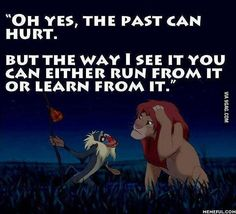Rafiki taught me more about life than anyone else. #9gag