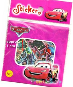 $4.50 for 100 cars stickers Cars Birthday Parties, Disney Pixar Cars, Car Stickers, Ants, First Birthdays, Party Favors, Lunch Box, Ebay, First Anniversary