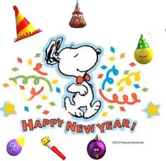 Happy New Year – Qquilting 2020 Snoopy Happy New Year, Snoopy Happy Dance, Happy New Year Baby, Happy New Year Message, Happy New Years Eve, Happy New Year Quotes, Happy New Year Wishes, Happy New Year Greetings, Happy Birthday Greetings Friends