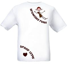 1000 images about girl scouts on pinterest girl scouts for Girl scout troop shirts