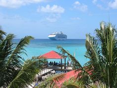 Carnival Cruise Line ships will begin calling at Princess Cruises own private destination called Princess Cays from May 2017