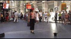 Rome: La jeune femme aux claquettes