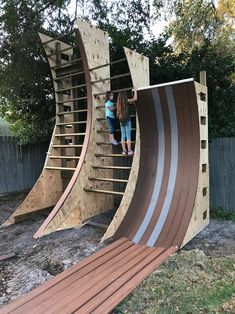 ninja warrior course for kids blueprints Backyard Gym, Backyard Obstacle Course, Kids Obstacle Course, Backyard Playground, Backyard For Kids, Backyard Ideas, Kids Ninja Warrior, American Ninja Warrior Obstacles, Ninja Warrior Course