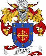 De Rivas Spanish Coat Of Arms. Jalis