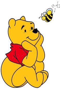 Pooh Bear !! 💘💘 Winnie The Pooh Tattoos, Winnie The Pooh Drawing, Winnie The Pooh Pictures, Cute Winnie The Pooh, Winne The Pooh, Winnie The Pooh Quotes, Winnie The Pooh Friends, Disney Images, Disney Art