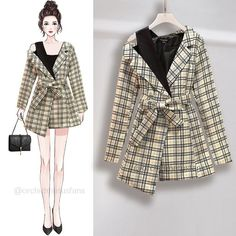 Ulzzang Fashion, Blackpink Fashion, Korean Fashion, Edgy Outfits, Classy Outfits, Pretty Outfits, Girls Fashion Clothes, Teen Fashion Outfits, Fashion Drawing Dresses
