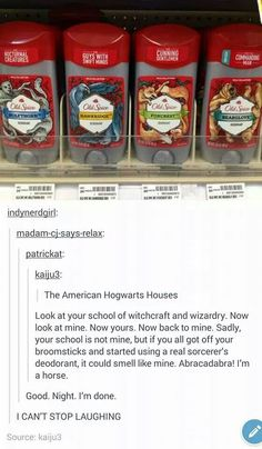 Hogwarts and Old Spice harry potter Amazingphil, Markiplier, Collateral Beauty, Old Spice, Funny Tumblr Posts, Harry Potter Memes, Funny Pictures, Funny Pics, School Pictures