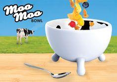 Breakfast bowl moo moo!  enjoy your breakfast!;)