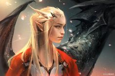 ArtStation - Daenerys Targaryen!, Ross Tran