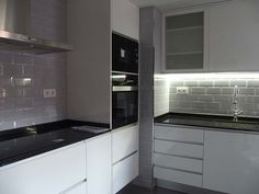 Cocina moderna en Madrid