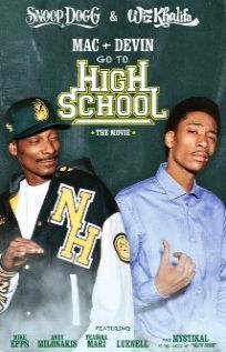 Watch Mac And Devin Go To High School - what I'd call a good movie, or really even a movie to be honest. It's extremely short, clocking in at about 70 minutes and it doesn't really try all that hard. I didn't expect to watch something good though; I expected to see exactly what I did. It's a weed movie, and from the offset, a small talking joint tells you this.