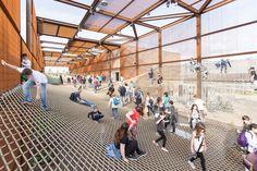 Galería - Los cinco mejores pabellones de la Expo Milán 2015 - 30
