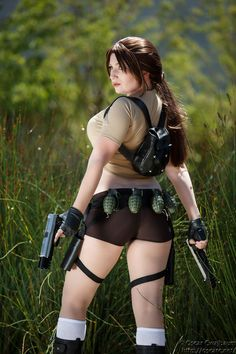 Tomb Raider, Lara Croft cosplay