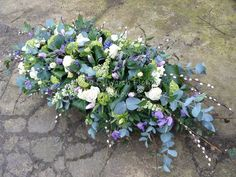 spring flowers for coffin - Google Search