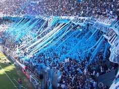 Passion Argentina ♥ uploaded by Malena ☮ on We Heart It Football Stadiums, Club, City Photo, Fair Grounds, Racing, World, Academia, Smartphone, Christian