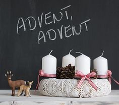 project:HOME: CANDLES FOR ADVENT / GYERTYÁK ADVENTRE