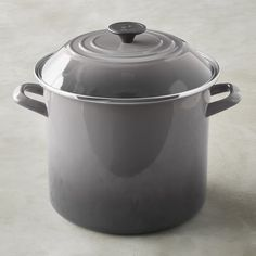 Le Creuset Enameled-Steel Stock Pot