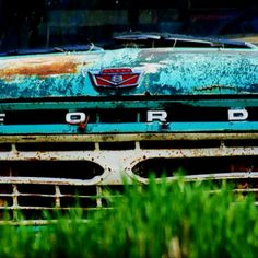 Would recognize that grill anywhere. Daddy had one, 1966 FordTruck.