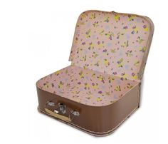 MimiLou kuffert - fugl