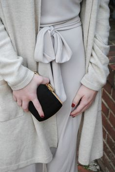 Our Chic of the Week's outfit details!