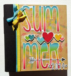 Sn@p Life con la colección Good Day Sunshine de simple Stories #scrapbooking #sn@plife #madscraproject #MSP Good Day Sunshine, Simple Stories, Neon Signs, Scrapbook, Projects, Life, Summer Time, Log Projects, Scrapbooks