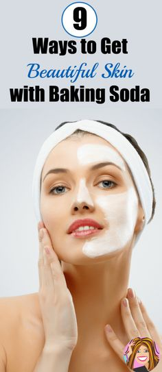 We know there are many uses for baking soda, but to get beautiful skin? Facial Wash When you're thinking of ways to use baking soda for your skin, try it out as Healthy Lifestyle Motivation, Healthy Lifestyle Tips, Healthy Living Tips, Women Lifestyle, Baking Soda Shampoo, Baking Soda Uses, Natural Health Tips, Natural Health Remedies, Natural Skin