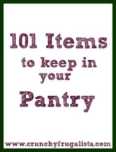 Disclosure: This post is sponsored by Cub Foods One of the easiest ways to do a pantry challenge is to have a well stocked pantry. That way no matter what