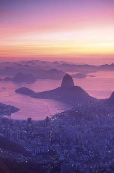 Rio de Janeiro, Brazil.  On my list of places to go!