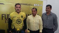 """(Audio) Aguilar: """"Tenemos propuestas de BSC y Emelec por jugadores de Fuerza Amarilla"""""""